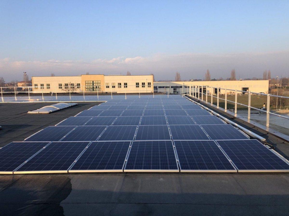 Rifacimento Copertura Impianto Fotovoltaico